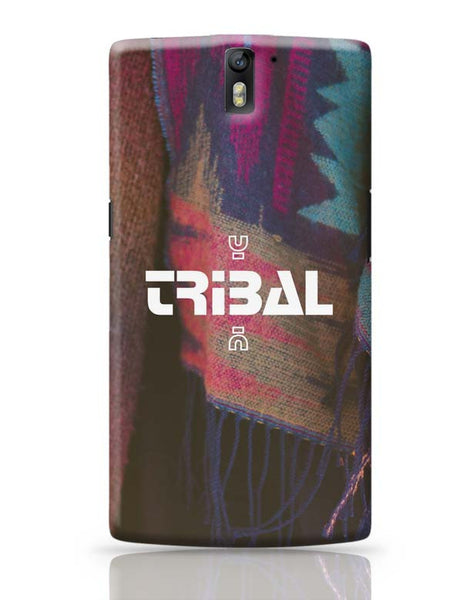 Go Tribal OnePlus One Covers Cases Online India