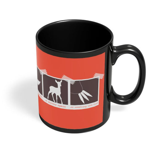 Coffee Mugs Online | Life Is Strange Black Coffee Mug Online India