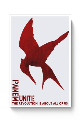 Posters Online | Mockingjay - The Hunger Games Poster Online India | Designed by: SamarthG7