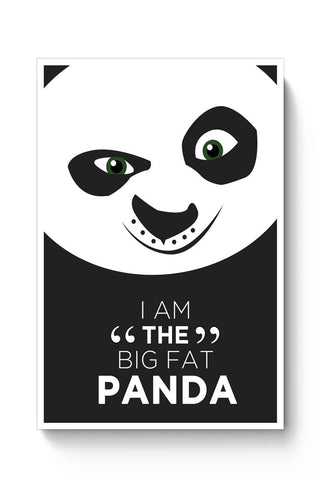 Posters Online | Kung Fu Panda Poster Online India | Designed by: SamarthG7