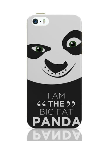 iPhone 5 / 5S Cases & Covers | Kung Fu Panda iPhone 5 / 5S Case Cover Online India