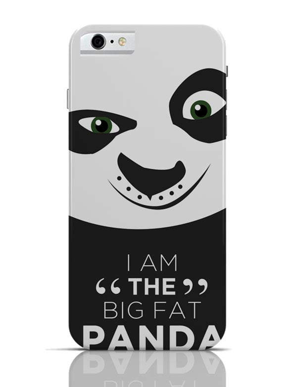 new york 90d85 15814 Kung Fu Panda iPhone 6 / 6S Case Cover