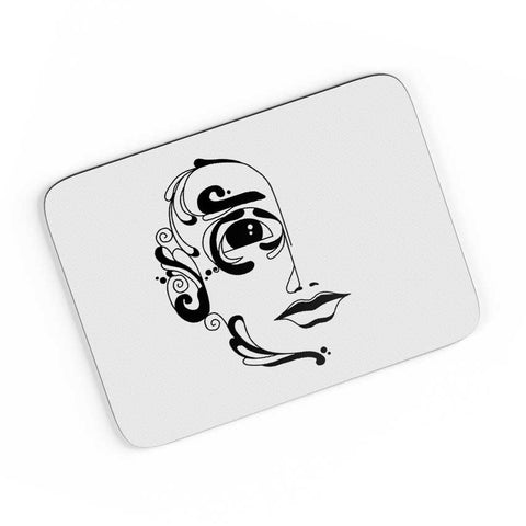 Classy Face A4 Mousepad Online India
