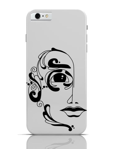 iPhone 6/6S Covers & Cases | Classy Face iPhone 6 / 6S Case Cover Online India