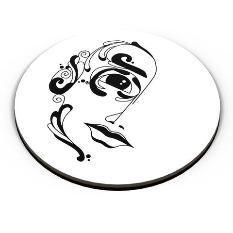 PosterGuy | Classy Face Fridge Magnet Online India by Neeraja Joshi