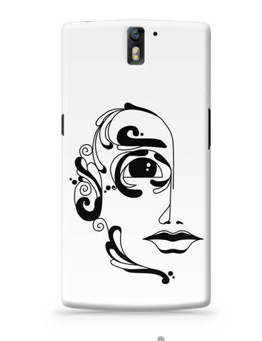 OnePlus One Covers | Classy Face OnePlus One Case Cover Online India