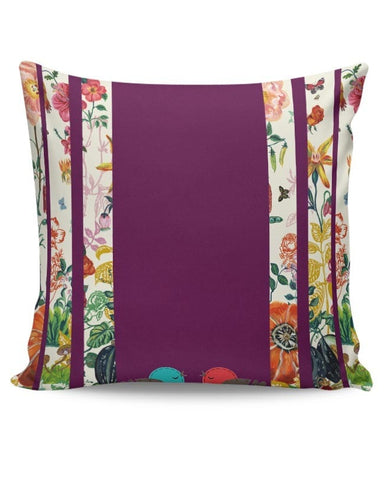 PosterGuy | Floral Fantasy Cushion Cover Online India