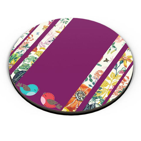 PosterGuy | Floral Fantasy Fridge Magnet Online India by Shefali