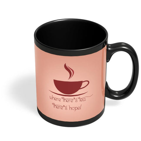 Chai love Black Coffee Mug Online India