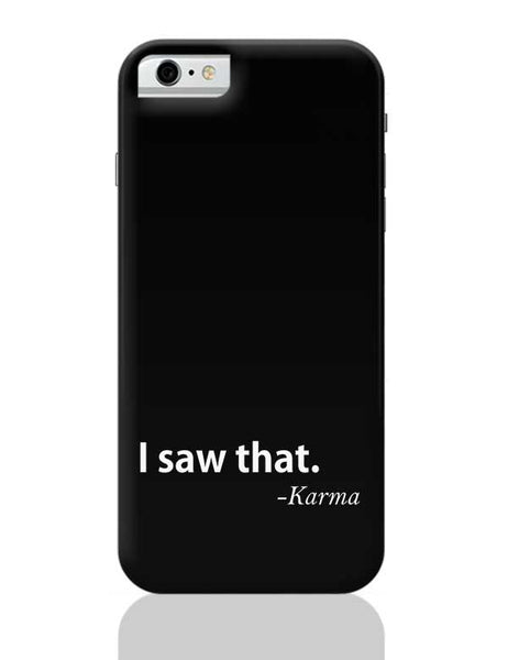 sarcasm iPhone 6 / 6S Covers Cases