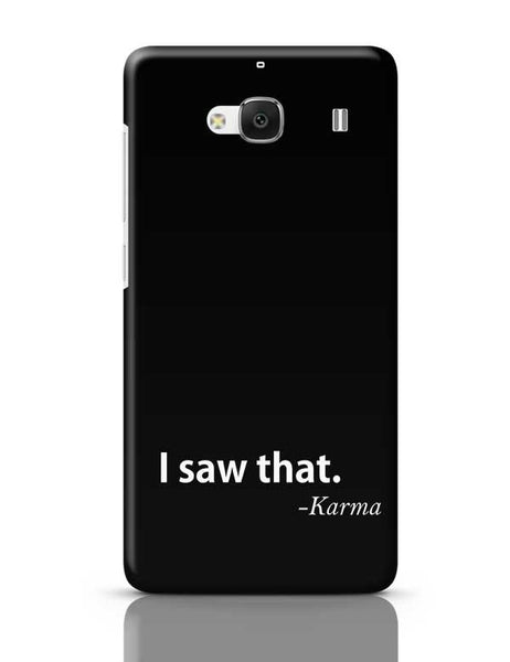 sarcasm Redmi 2 / Redmi 2 Prime Covers Cases Online India