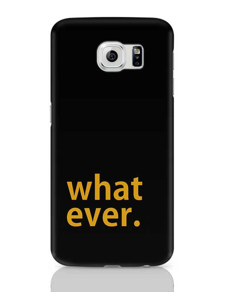 sarcasm Samsung Galaxy S6 Covers Cases Online India