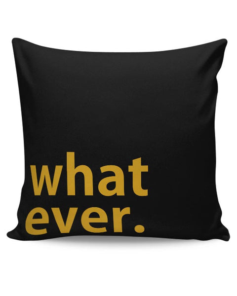 sarcasm Cushion Cover Online India