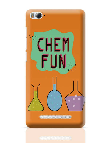 Xiaomi Mi 4i Covers | Chem Fun Xiaomi Mi 4i Case Cover Online India
