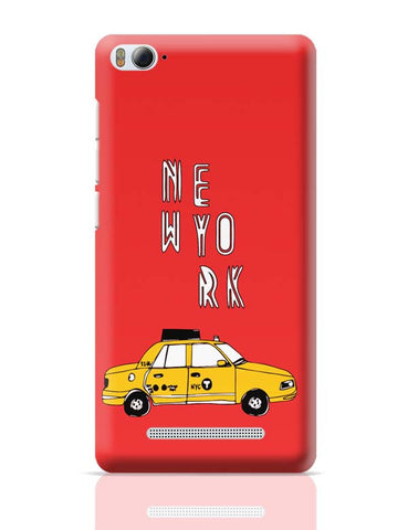 Newyork Xiaomi Mi 4i Covers Cases Online India