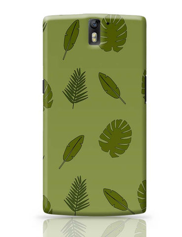 Tropics OnePlus One Covers Cases Online India