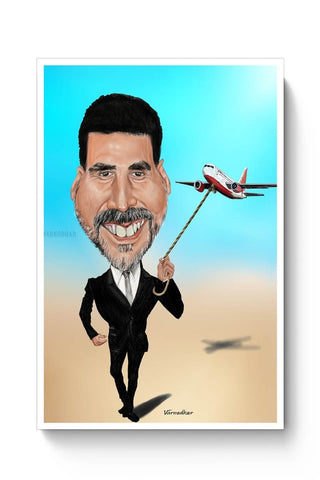 Posters Online | Airlift Poster Online India | Designed by: Varnodhar