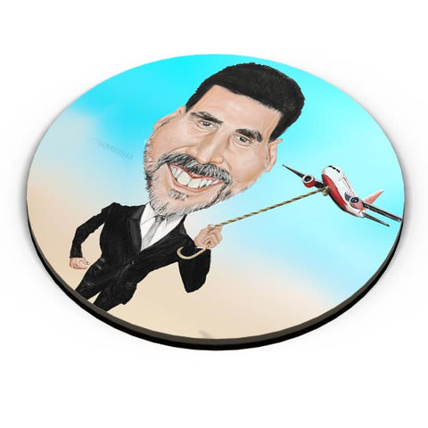 PosterGuy | Airlift Fridge Magnet Online India by Varnodhar