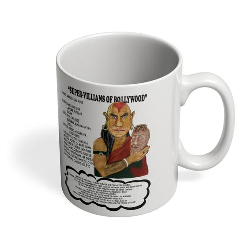 Coffee Mugs Online | Tinkle Movie Mr. Puri Coffee Mug Online India