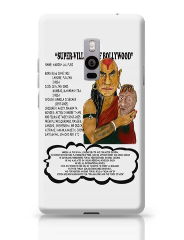 OnePlus Two Covers | Tinkle Movie Mr. Puri OnePlus Two Case Cover Online India