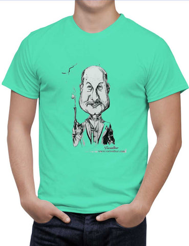 Buy Dr Dang Caricature Woman T-Shirts Online India | Dr Dang Caricature T-Shirt | PosterGuy.in
