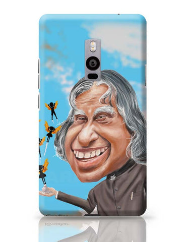 OnePlus Two Covers | Kalam Sahab Caricature OnePlus Two Case Cover Online India