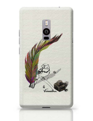 OnePlus Two Covers | Feather Lines OnePlus Two Case Cover Online India