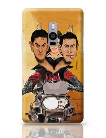 OnePlus Two Covers | Dhoom 3 OnePlus Two Case Cover Online India