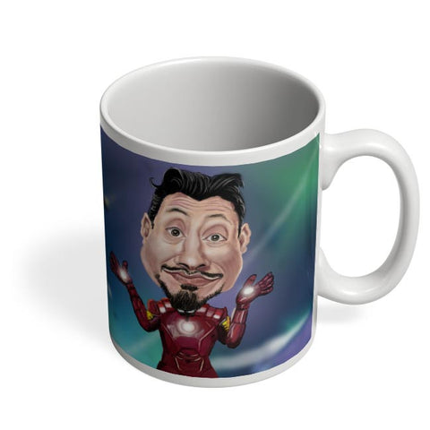 Coffee Mugs Online | Man Of Iron Coffee Mug Online India