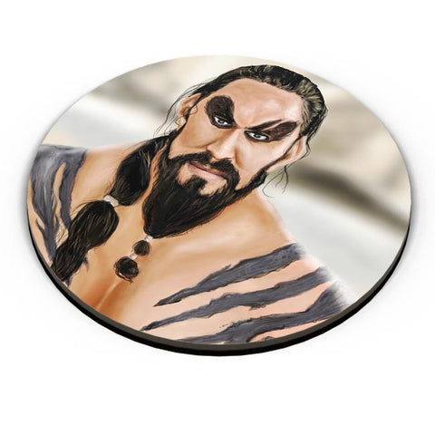 PosterGuy | Jason Momoa Fridge Magnet Online India by Varnodhar