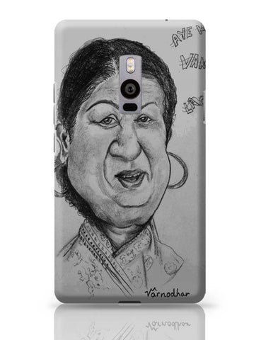 OnePlus Two Covers | Lata Mangeshkar OnePlus Two Case Cover Online India