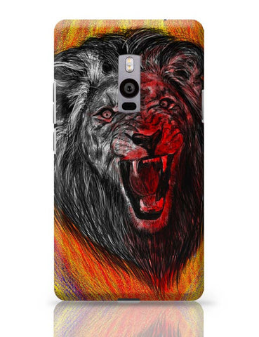 OnePlus Two Covers | Lion OnePlus Two Case Cover Online India