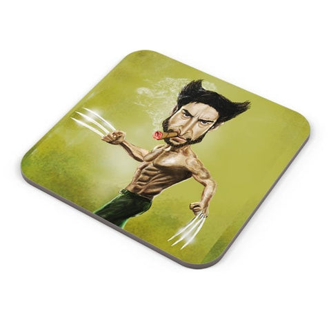 Buy Coasters Online | Wolf Coasters Online India | PosterGuy.in