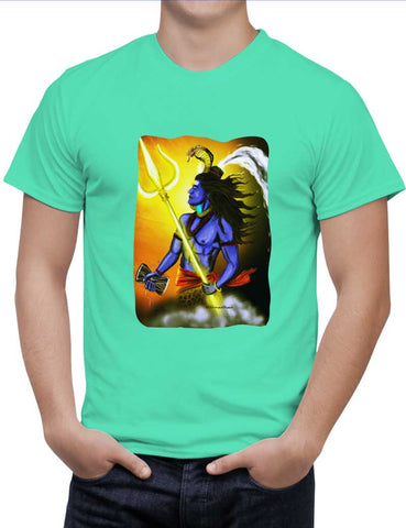 Buy BHOLENATH Woman T-Shirts Online India | BHOLENATH T-Shirt | PosterGuy.in