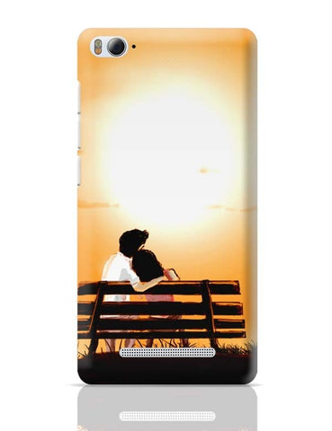 Xiaomi Mi 4i Covers | You and Me on Romantic Ssunset Xiaomi Mi 4i Case Cover Online India