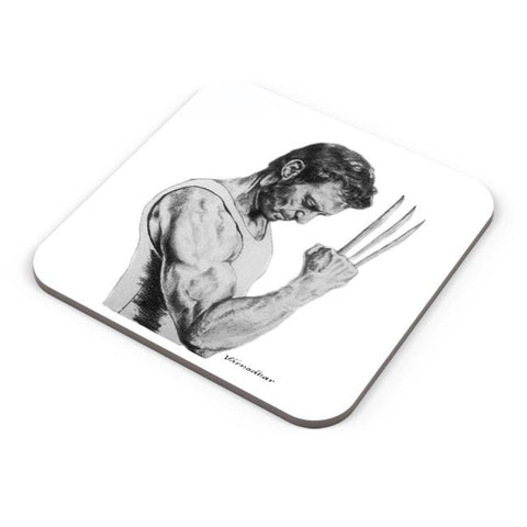 Buy Coasters Online | The Real Wolf Coasters Online India | PosterGuy.in
