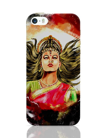 iPhone 5 / 5S Cases & Covers | Devi maa Durga Mata iPhone 5 / 5S Case Cover Online India