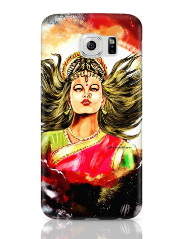 Samsung Galaxy S6 Covers | Devi maa Durga Mata Samsung Galaxy S6 Case Covers Online India