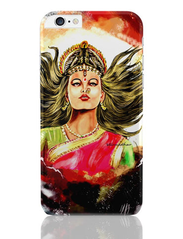 iPhone 6 Plus/iPhone 6S Plus Covers | Devi maa Durga Mata iPhone 6 Plus / 6S Plus Covers Online India