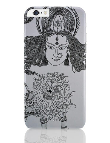 iPhone 6 Plus/iPhone 6S Plus Covers | DURGA MAA Sherawali Maa iPhone 6 Plus / 6S Plus Covers Online India