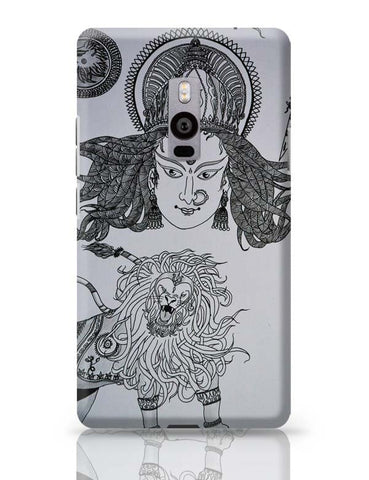 OnePlus Two Covers | DURGA MAA Sherawali Maa OnePlus Two Case Cover Online India