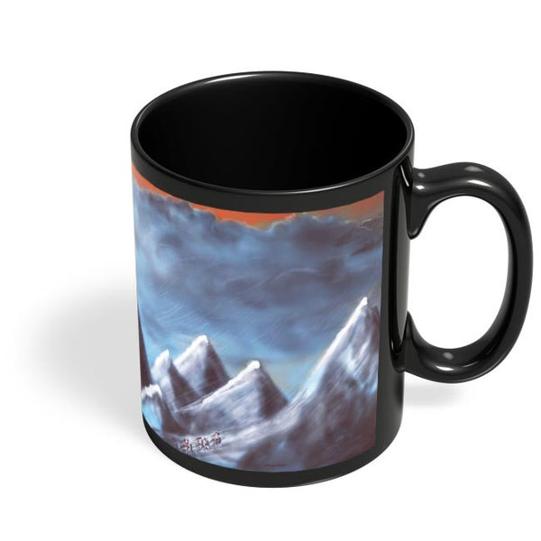 Coffee Mugs Online | EVEREST Black Coffee Mug Online India