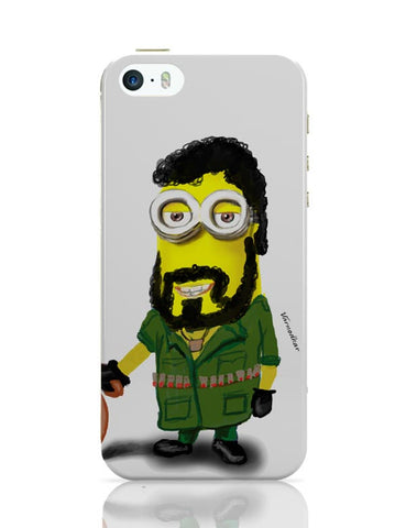 iPhone 5 / 5S Cases & Covers | Gabbar Singh parody iPhone 5 / 5S Case Cover Online India