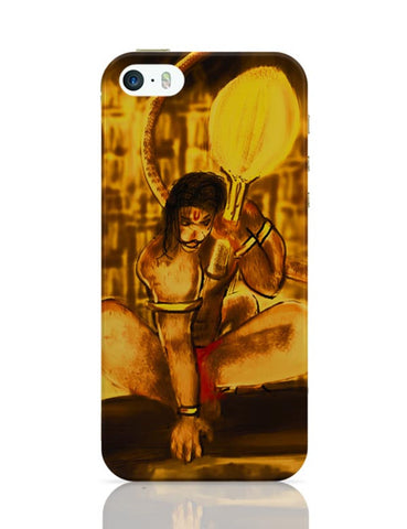 iPhone 5 / 5S Cases & Covers | Hanuman final iPhone 5 / 5S Case Cover Online India
