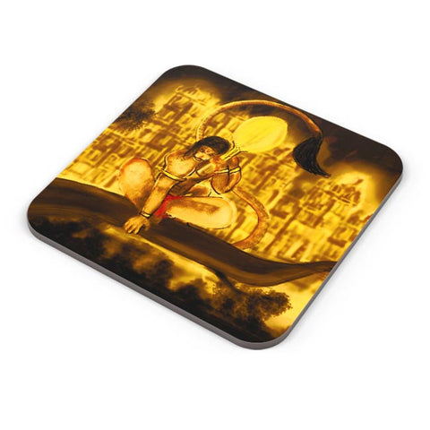 Buy Coasters Online | Hanuman final Coasters Online India | PosterGuy.in