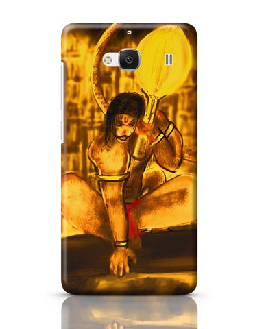 Xiaomi Redmi 2 / Redmi 2 Prime Cover| Hanuman final Redmi 2 / Redmi 2 Prime Case Cover Online India