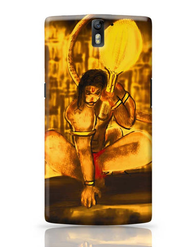 OnePlus One Covers | Hanuman final OnePlus One Case Cover Online India