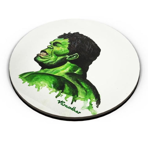 PosterGuy | The Green Monster Fridge Magnet Online India by Varnodhar