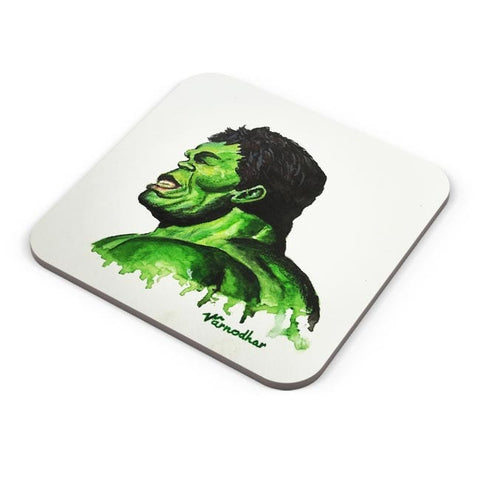 Buy Coasters Online | The Green Monster Coasters Online India | PosterGuy.in