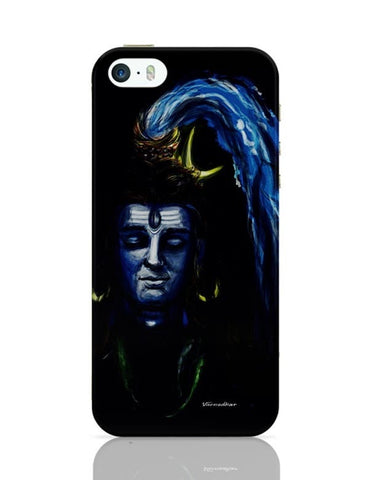 iPhone 5 / 5S Cases & Covers | LORD SHIVA iPhone 5 / 5S Case Cover Online India